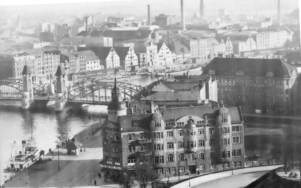 Ships Photo Archives of the Shipping Company Fritzen from 1923 ...