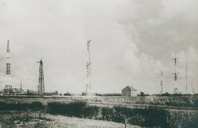 Norddeich Radio during World War 2